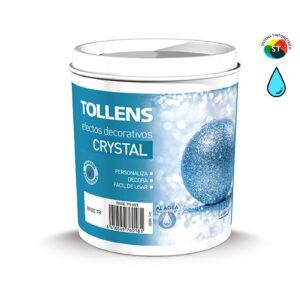 tollens pintura cristal