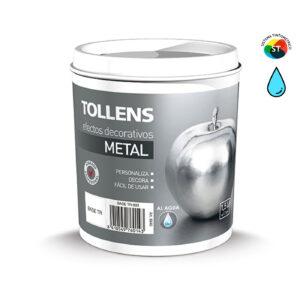 tollens pintura metal