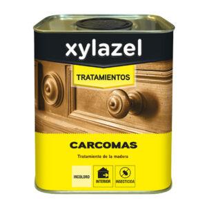 tratamiento madera carcomas