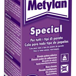 metylan cola papel