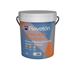 reveton pintura plastica extramate