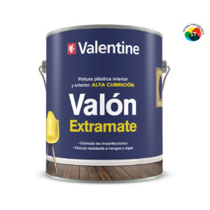 valentine pintura plastica interior extramate
